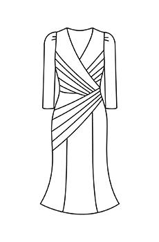 gatherd-dress